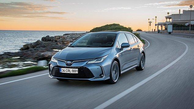 Toyota Corolla: 161.800 TL