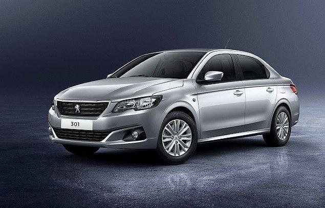 Peugeot 301: 167.900 TL