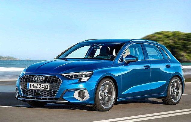Audi A3 Sportback: 373.141 TL