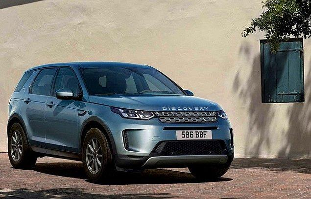 Land Rover Discovery: 1.280.989 TL