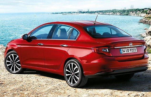 Fiat Egea: 110.900 TL