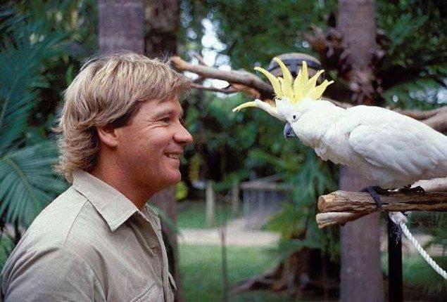 10. En korktuğu hayvan papağandı...