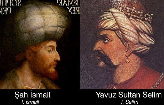 BONUS:İran Şahı Şah İsmail, Yavuz Sultan Selim'e gönderdiği hediye ile tarih anektodlarında nahoş bir yere sahip oldu.
