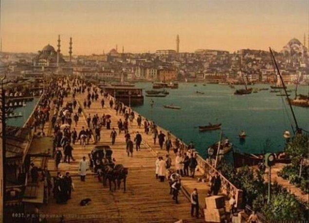 1644'te Osmanlı topraklarına gelen Avusturya elçisi, on dört yıl gibi uzun bir süreden sonra imparatorun İstanbul'a gönderdiği ilk elçi idi.