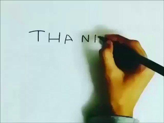 L, t, h harflerinin yazılışı: