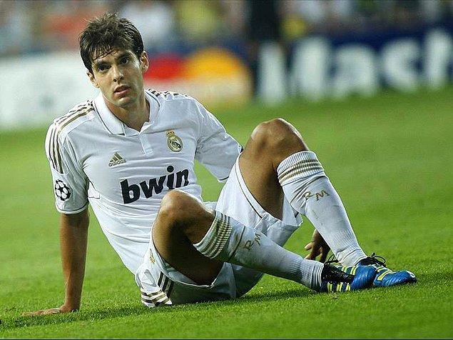 2. Kaka - Real Madrid