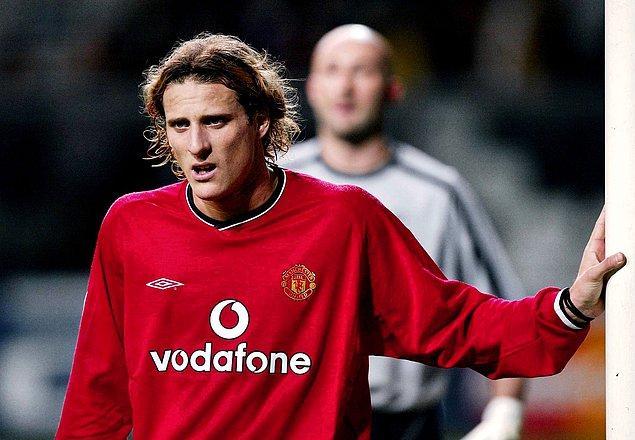 3. Diego Forlan - Man. United