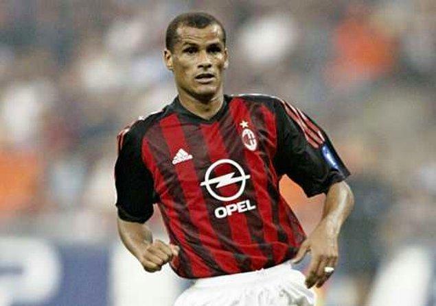 8. Rivaldo - AC Milan