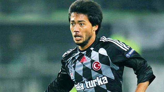 17. Rodrigo Tabata - Beşiktaş