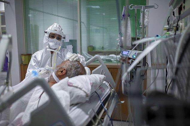 """""""Ülke genelinde farklılıklar olsa da hastanelerimizin yükü artıyor"""""""