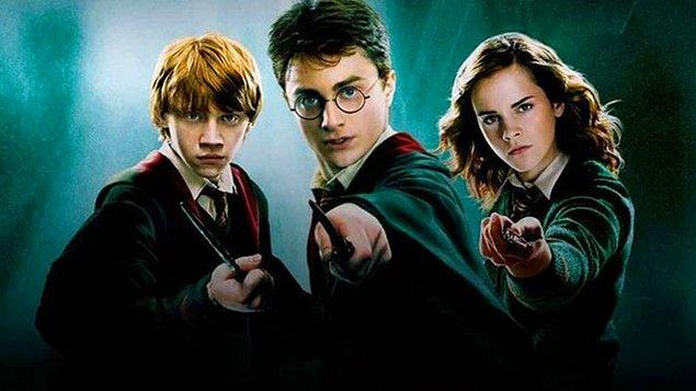 4. Harry Potter