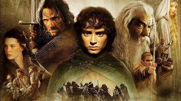 5. Yüzüklerin Efendisi (The Lord of the Rings)