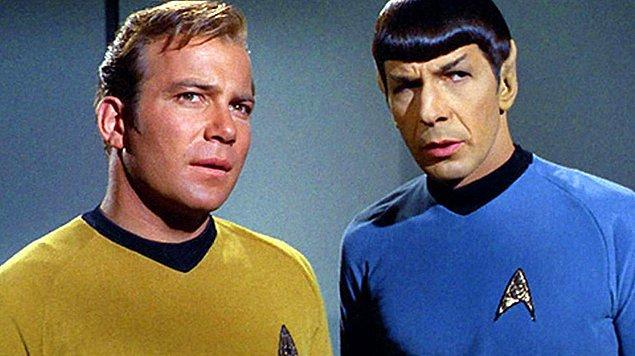 15. Star Trek (Uzay Yolu)