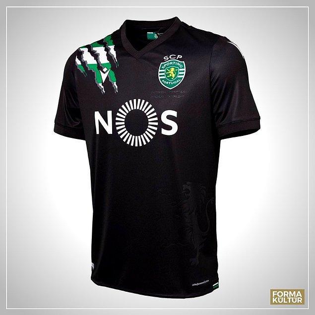 9-Sporting Lisbon