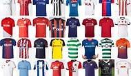 Yeni Sezon İçin Avrupa Kulüplerinin Giyecekleri En Çok Dikkat Çeken 20 Forma Tasarımı