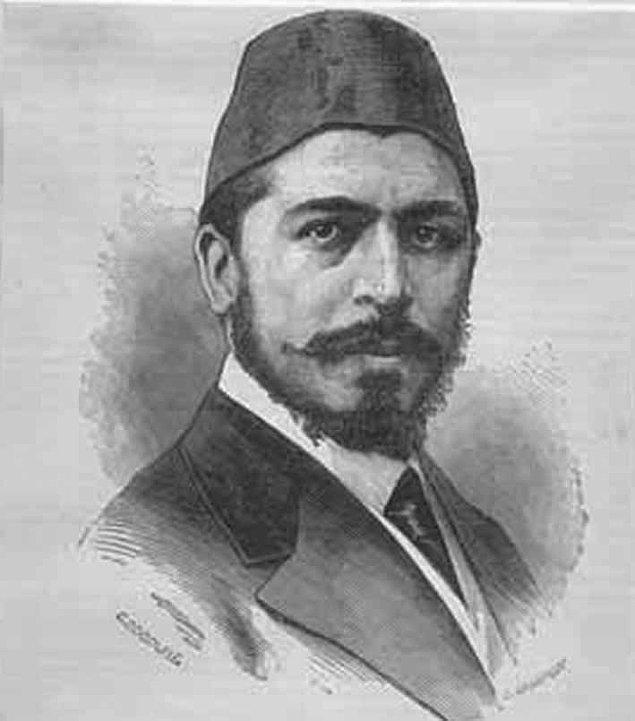 3. Ali Suavi (1838-1878)