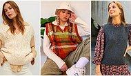 Serin Havalar İçin Yeni Bir Alternatif Geldi: Sonbaharın Yaklaştığını Gösteren Yeni Moda Trendi Dede Süveterleri