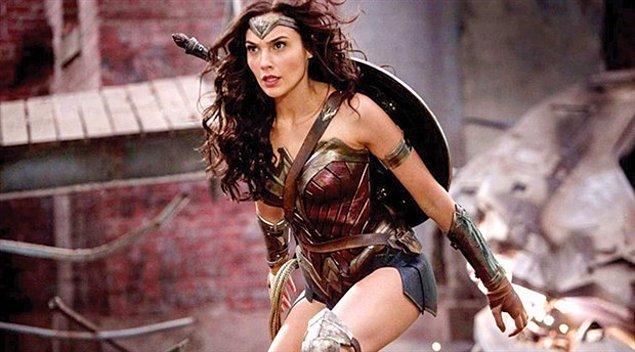 1. Gal Gadot - Wonder Woman
