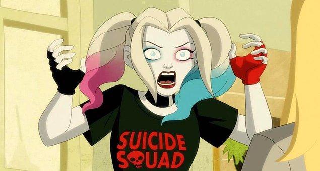 Harley Quinn esasında başarılı bir stajyer psikiyatrist idi. Ta ki Joker'e aşık olana kadar...