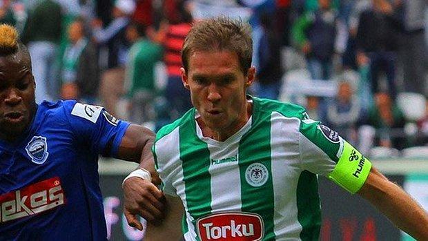 Alexander Hleb - Konyaspor