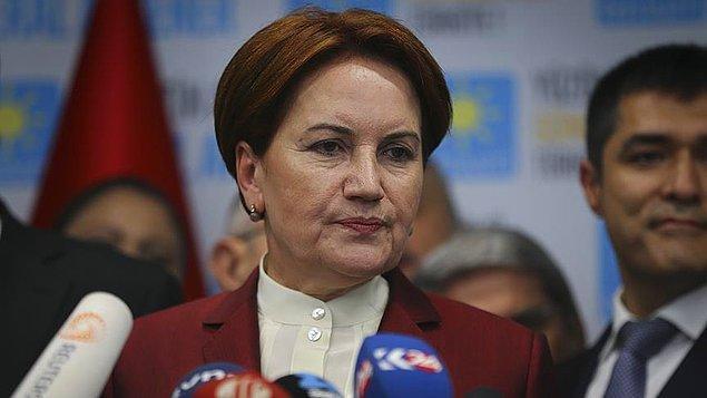 Akşener, Demirtaş'ın açıklamasını İsmail Küçükkaya'nın sunduğu Çalar Saat programında değerlendirdi.
