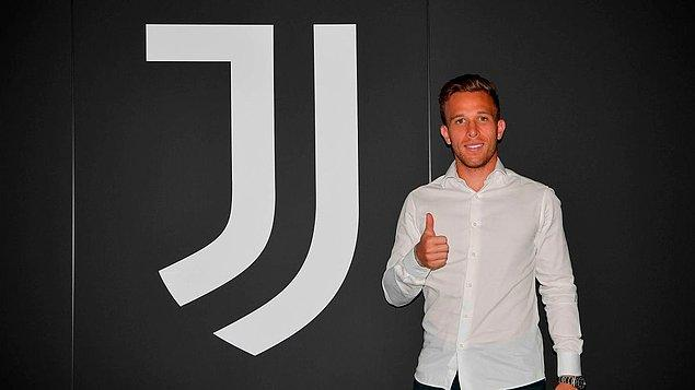 25. Arthur / Barcelona ➡️ Juventus