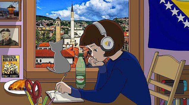 36. Bosna Hersek