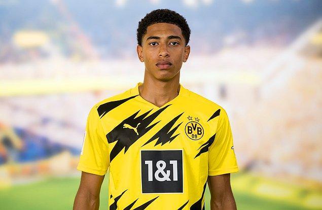 20. Jude Bellingham / Birmingham ➡️ Borussia Dortmund