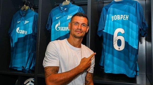 19. Dejan Lovren / Liverpool ➡️ Zenit