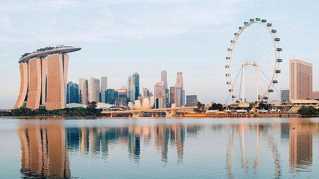 4. Singapur - Kadınlar: 85.5 yıl / Erkekler: 81.2 yıl