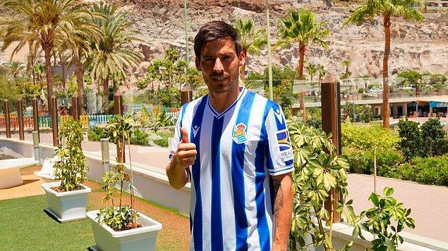 10. David Silva / Manchester City ➡️ Real Sociedad