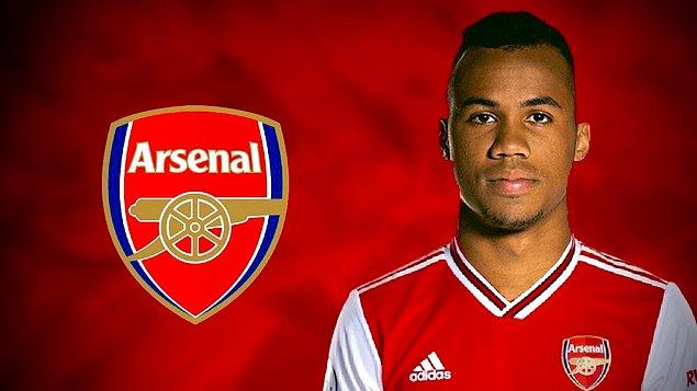 9. Gabriel Magalhães / Lille ➡️ Arsenal