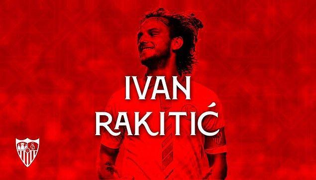 4. Ivan Rakitić / Barcelona ➡️ Sevilla