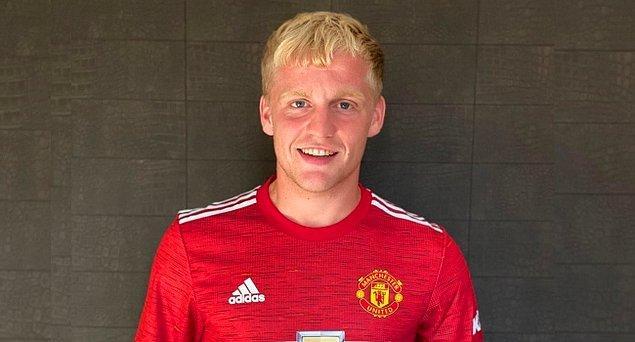 3. Donny van de Beek / Ajax ➡️ Manchester United