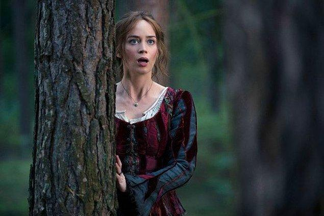 8. Emily Blunt - Into the Woods