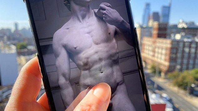 Biliyorsunuz ki son zamanlarda DM yoluyla penislerinin fotoğrafını gönderen erkek sayısı oldukça arttı.