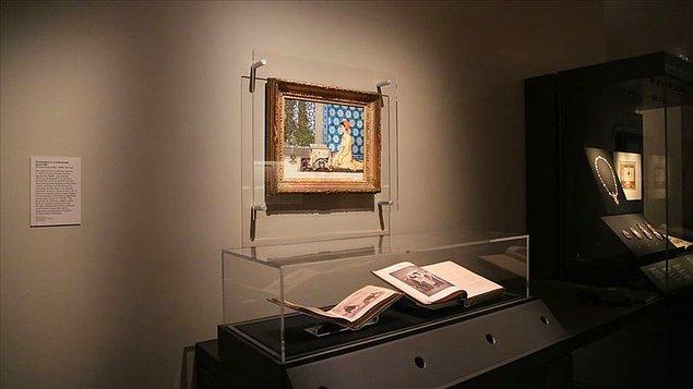 """""""Kur'an Okuyan Kız"""" tablosu, şimdiye kadar dünya genelinde bir Türk sanatçıya ait satılmış en pahalı eser."""