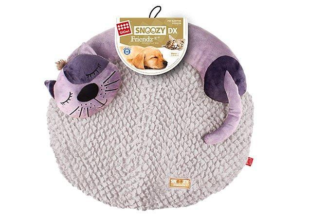 Gigwi Snoozy Friends 3D Kedi Model Kedi-Köpek Yatağı