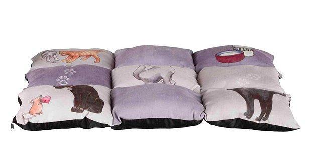 Trixie Kedi Battaniye ve Yatağı 45X55 cm Gri