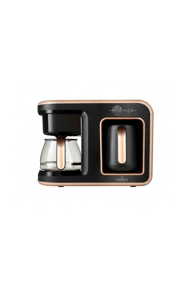 9. Karaca marka kahve makinesi şu anda 1029 yerine 654 TL!