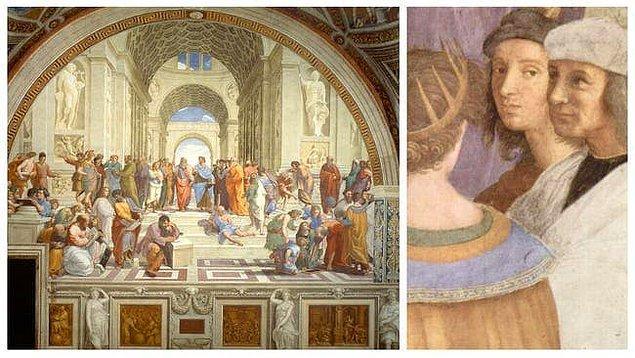 1. 'Atina Okulu', Raphael