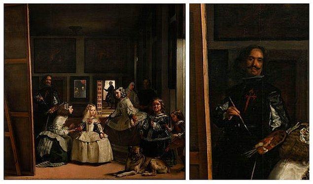 9. 'Nedimeler', Diego Velázquez