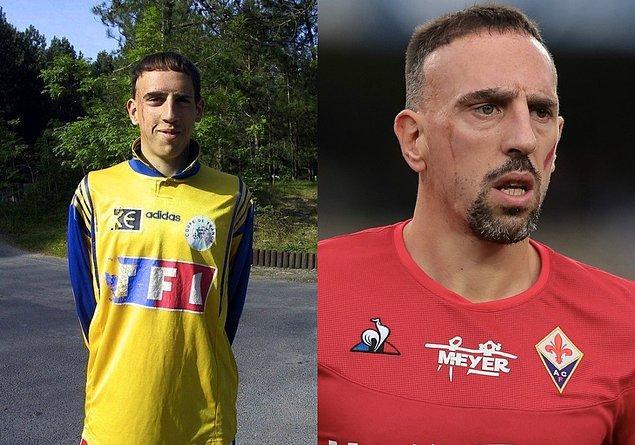 10. Franck Ribéry / 19 Yaş - 37 Yaş