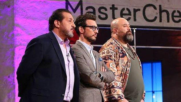 Bir de en çok izlenen tv programlarında MasterChef Türkiye işin içine girince, ekranda durum iyice kızışıyor.