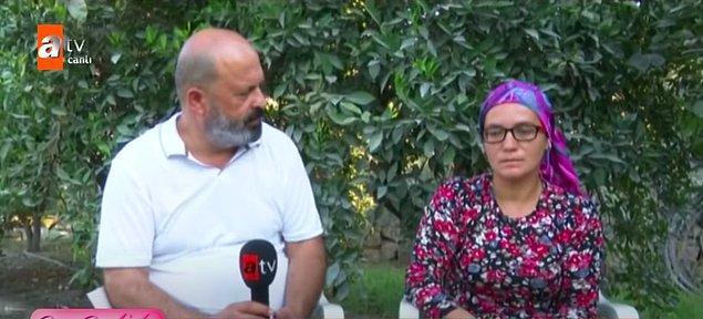 Bunların ardından bir yıldır ortada olmayan Zuhal, Selahattin'le görücü usulüyle evlendiğini ve aralarında hiçbir zaman sevgi bağının oluşmadığını söyledi. Ayrıca Selahattin'in kendisine ve çocuklarına şiddet uyguladığını da belirtti.