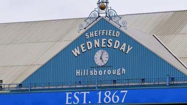 13. İsminde wednesday (çarşamba) geçen ve 1867'de İngiltere'de kurulmuş bir futbol takımı vardır.