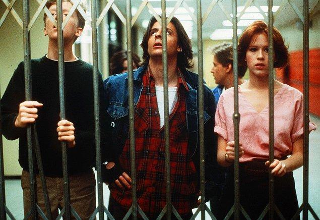 6. The Breakfast Club (1985)
