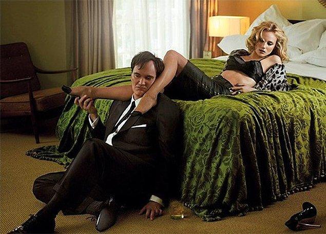 Ülkemizde bir Quentin Tarantino, bir de swinger çiftlerden ötürü bilinen ayak fetişi temelde ayaklardan tahrik olmak aslında...