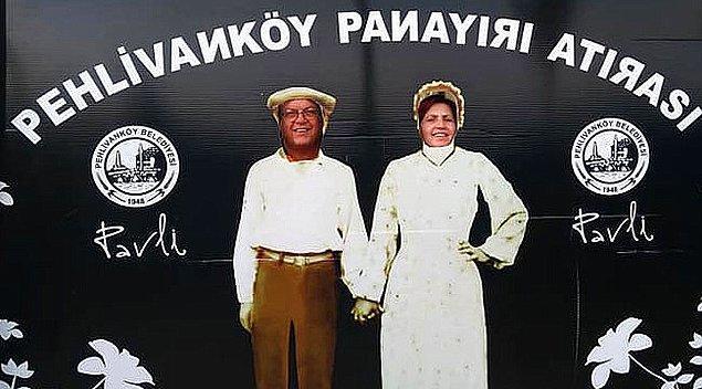 5. Bu yıl 110. yılını kutlayan Türkiye'nin en eski panayırı; Pehlivanköy Pavli Panayırı.