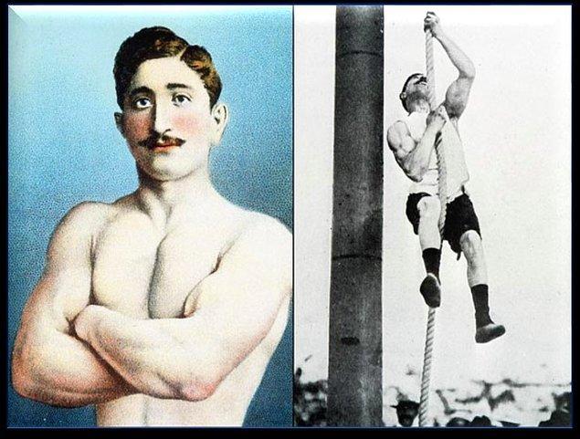 Aliprantis'in bu rekoru, ipe tırmanma yarışının ertesi yıl olimpiyat sporu kategorisinden çıkartılmasına rağmen günümüzde de geçerliliğini korumaktadır.